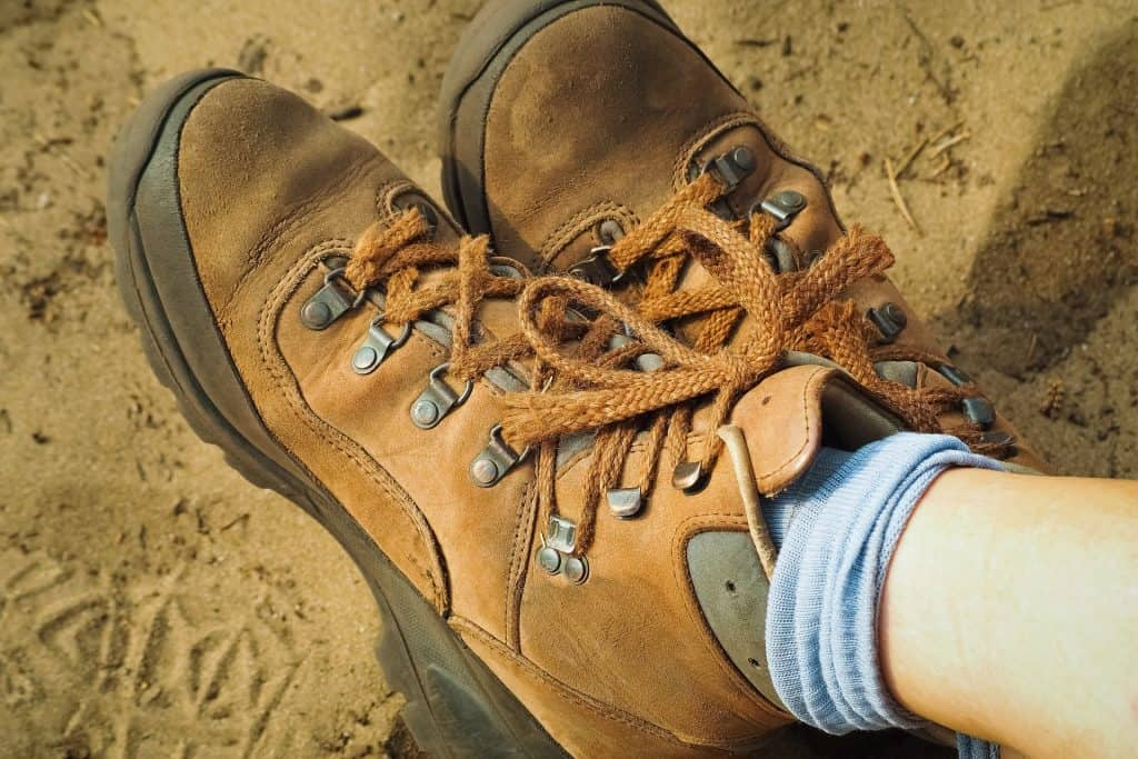 Hiking Liner Socks By Themselves