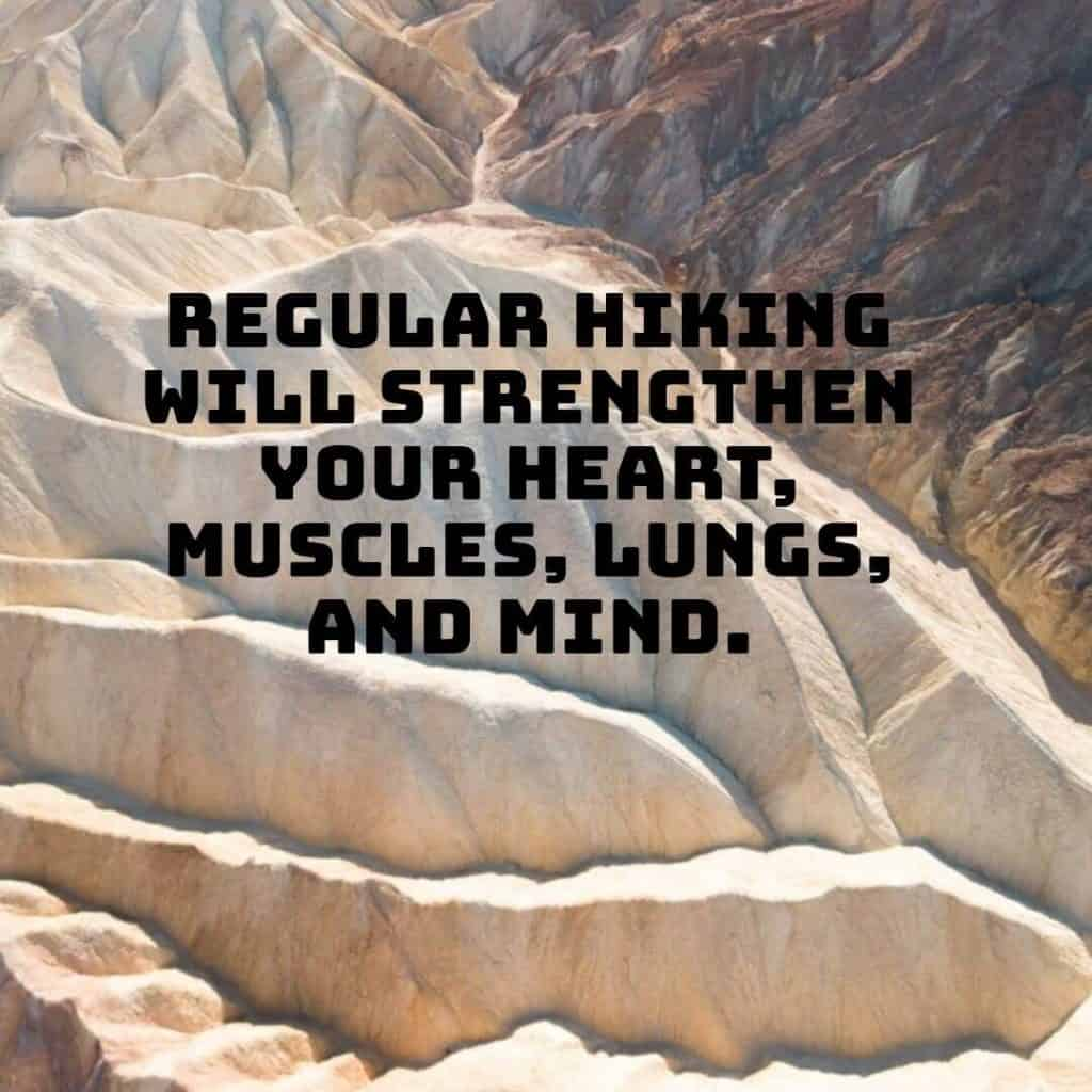 Hiking Facts - Strengthen