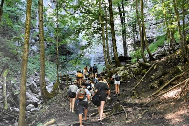 Types Of Hiking Trails