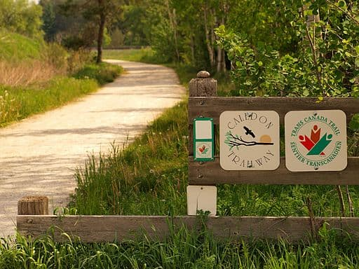 The Great Canadian Trail